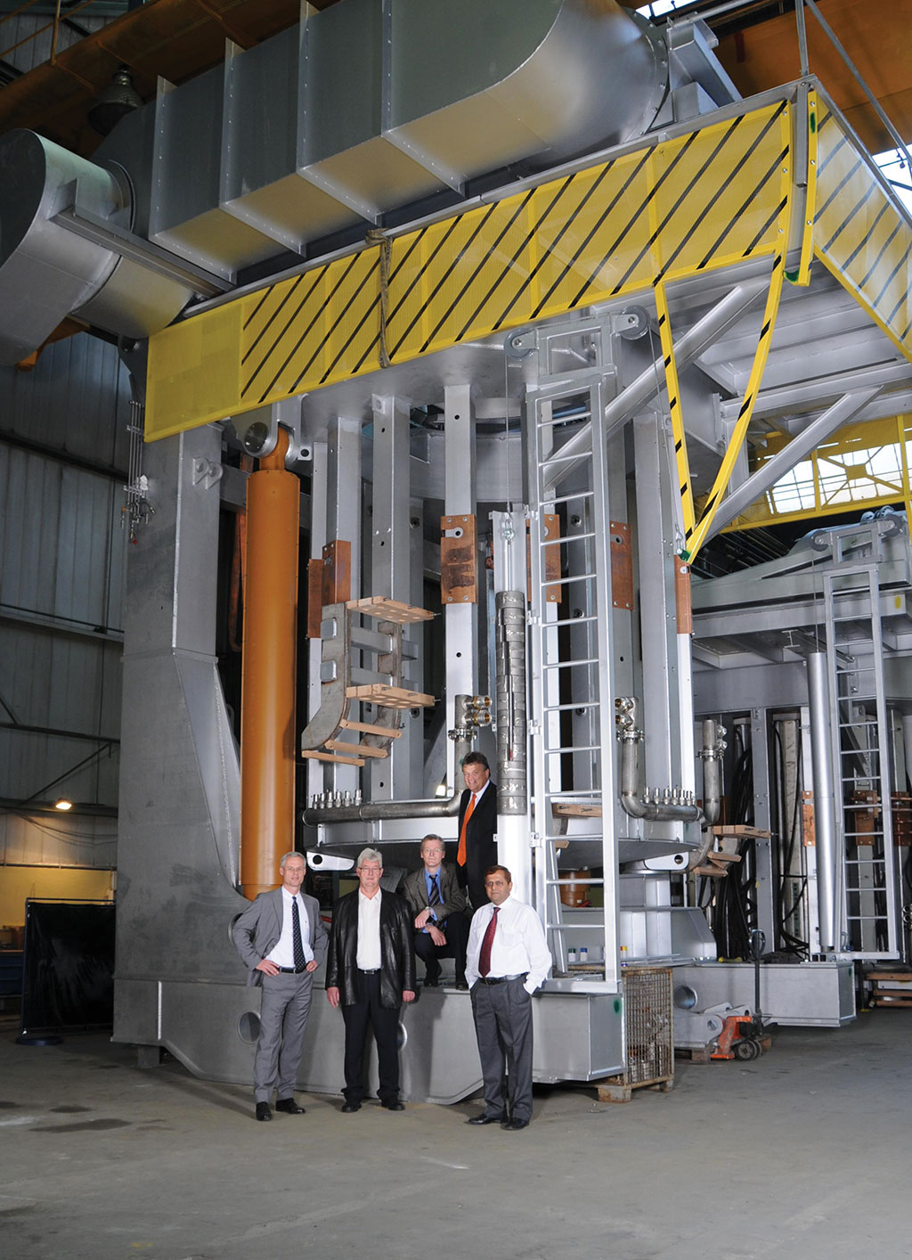 Cover-ABP_Worlds-largest-induction-furnace