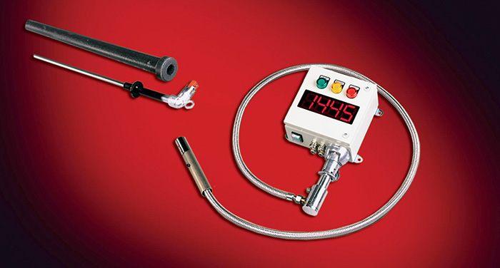 Foseco_Temperature-measurement-system