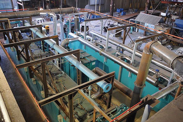 Quenching process (quenching furnace) - Heat Treatment Process